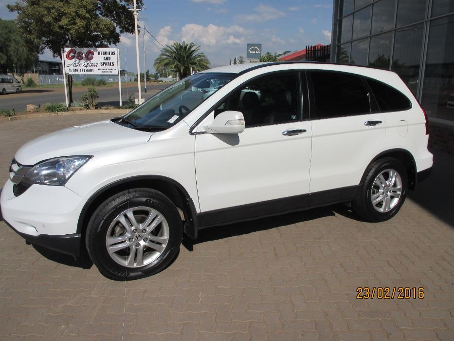 Honda CR-V 2.0 2012 photo - 3