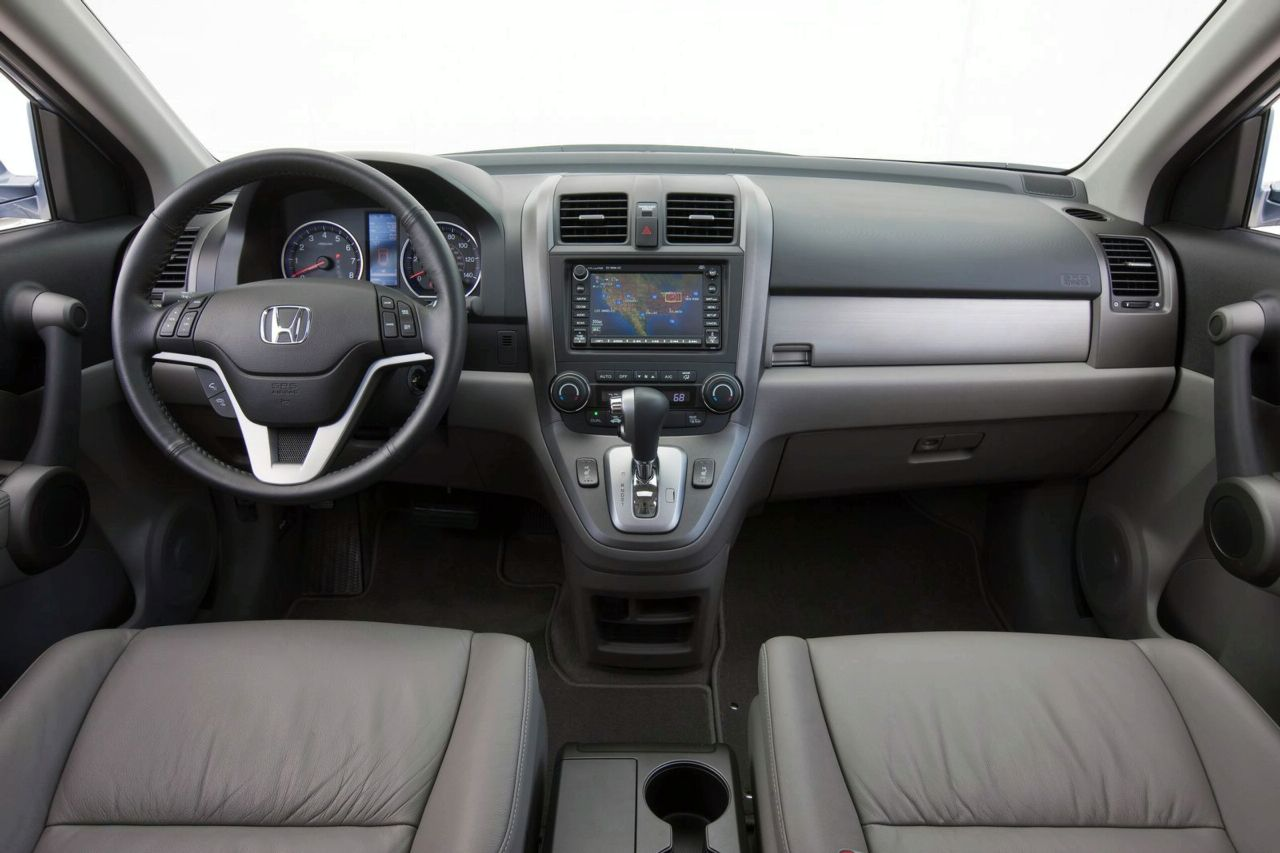 Honda CR-V 2.2 2010 photo - 12
