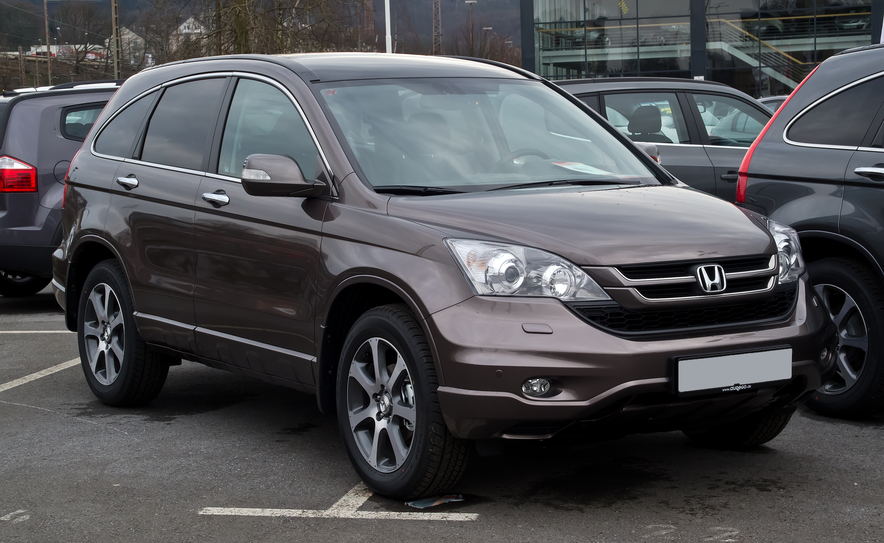 Honda CR-V 2.2 2010 photo - 2
