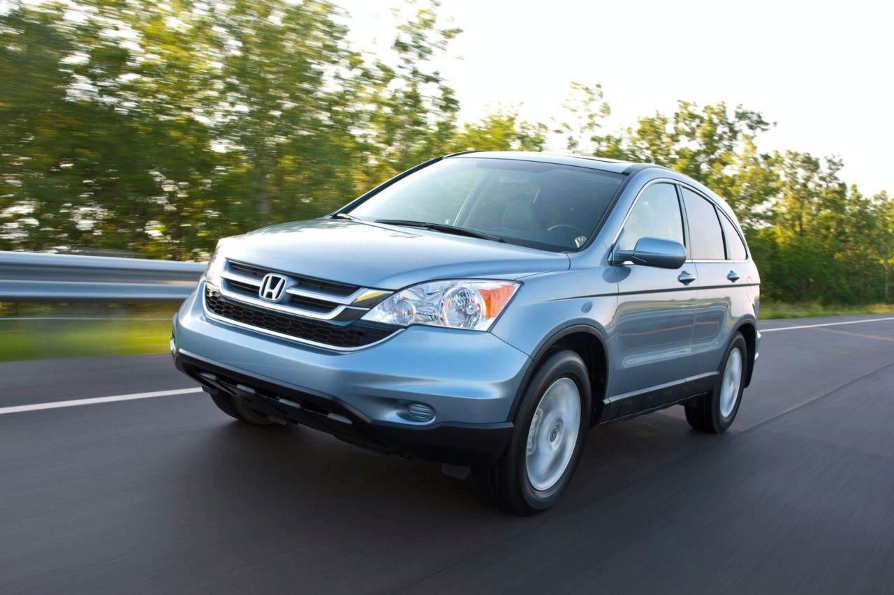 Honda CR-V 2.2 2010 photo - 7