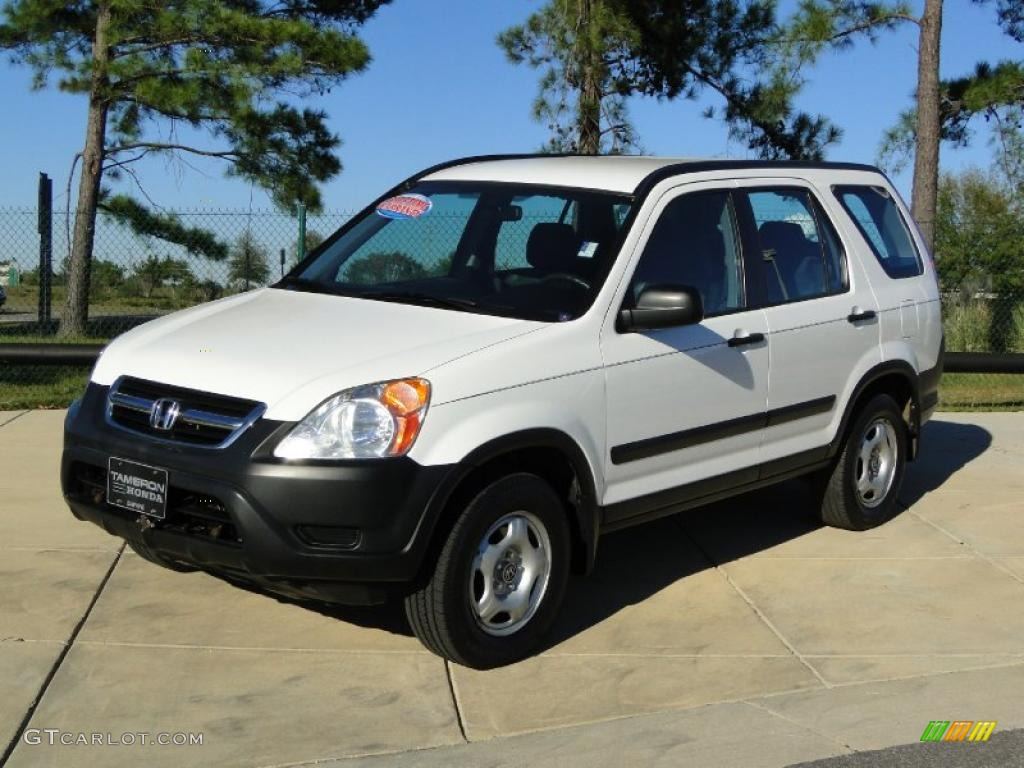 Honda CR-V 2.4 2003 photo - 11