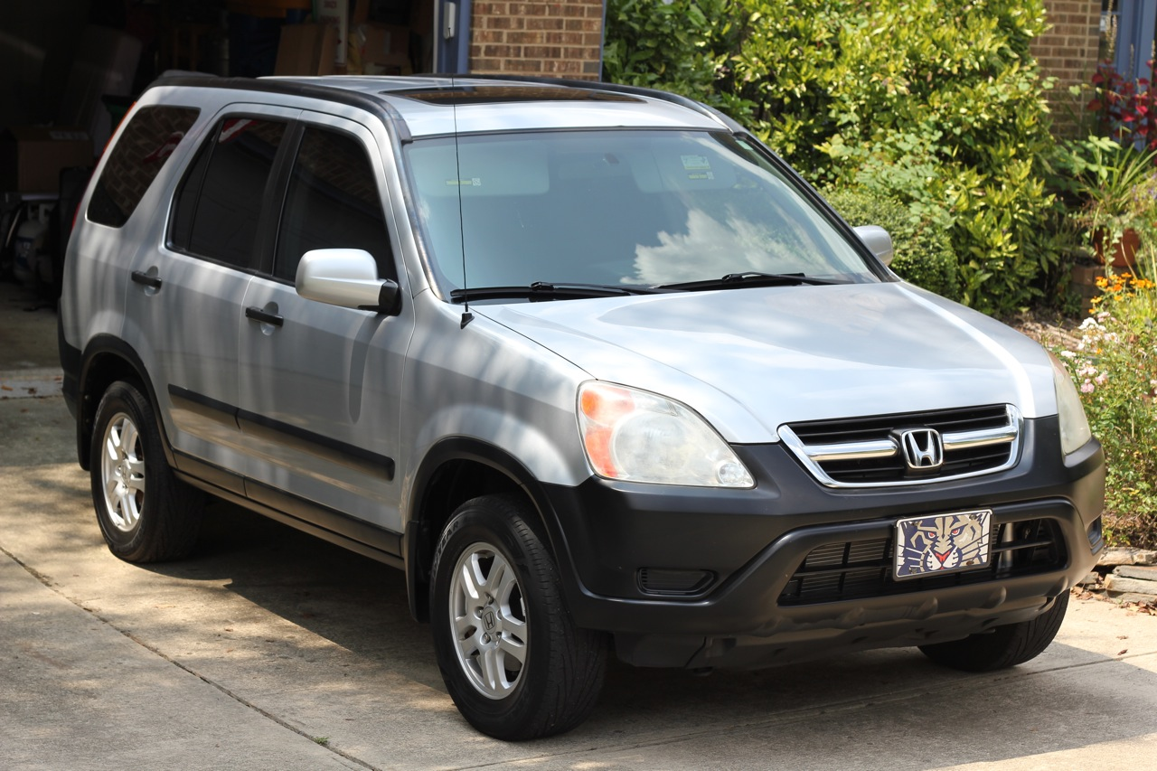 Honda CR-V 2.4 2003 photo - 2