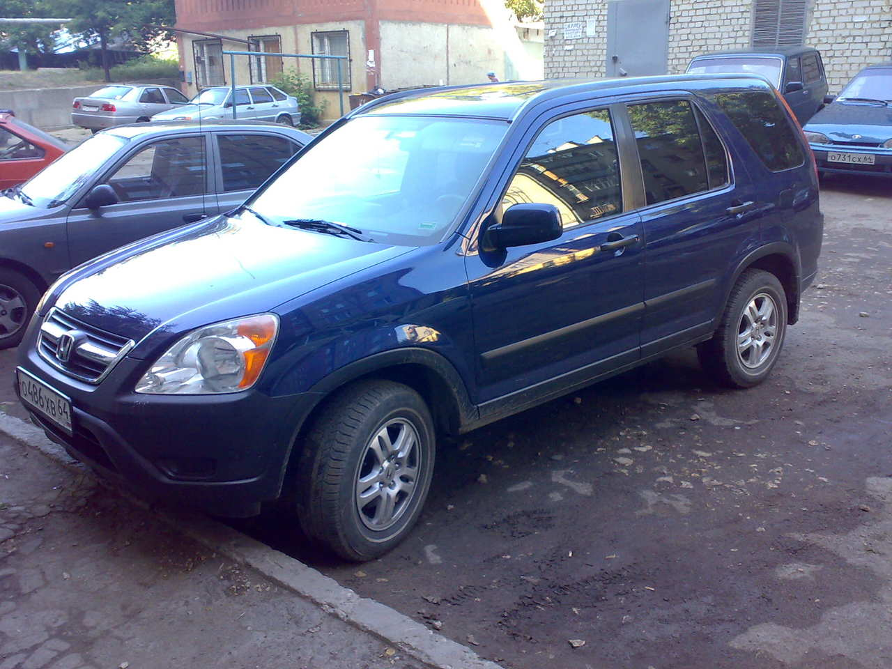 Honda CR-V 2.4 2003 photo - 3