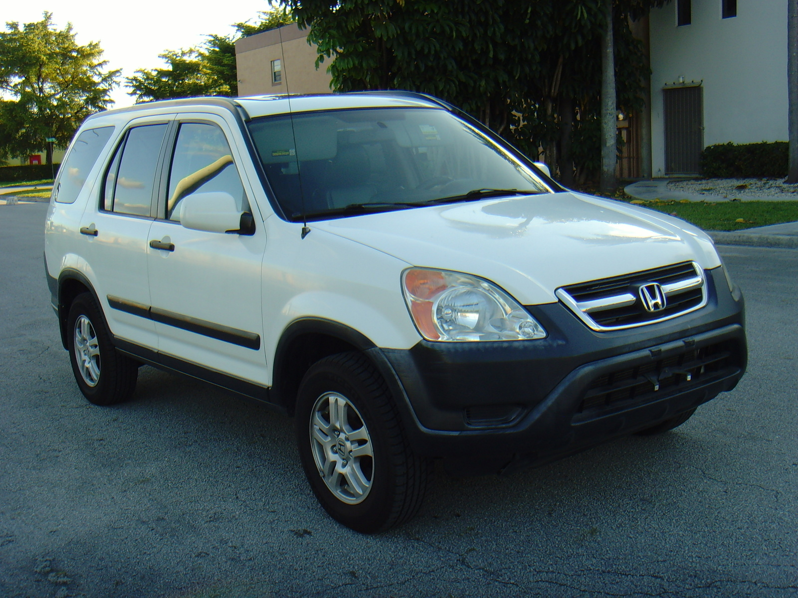 Honda CR-V 2.4 2003 photo - 4