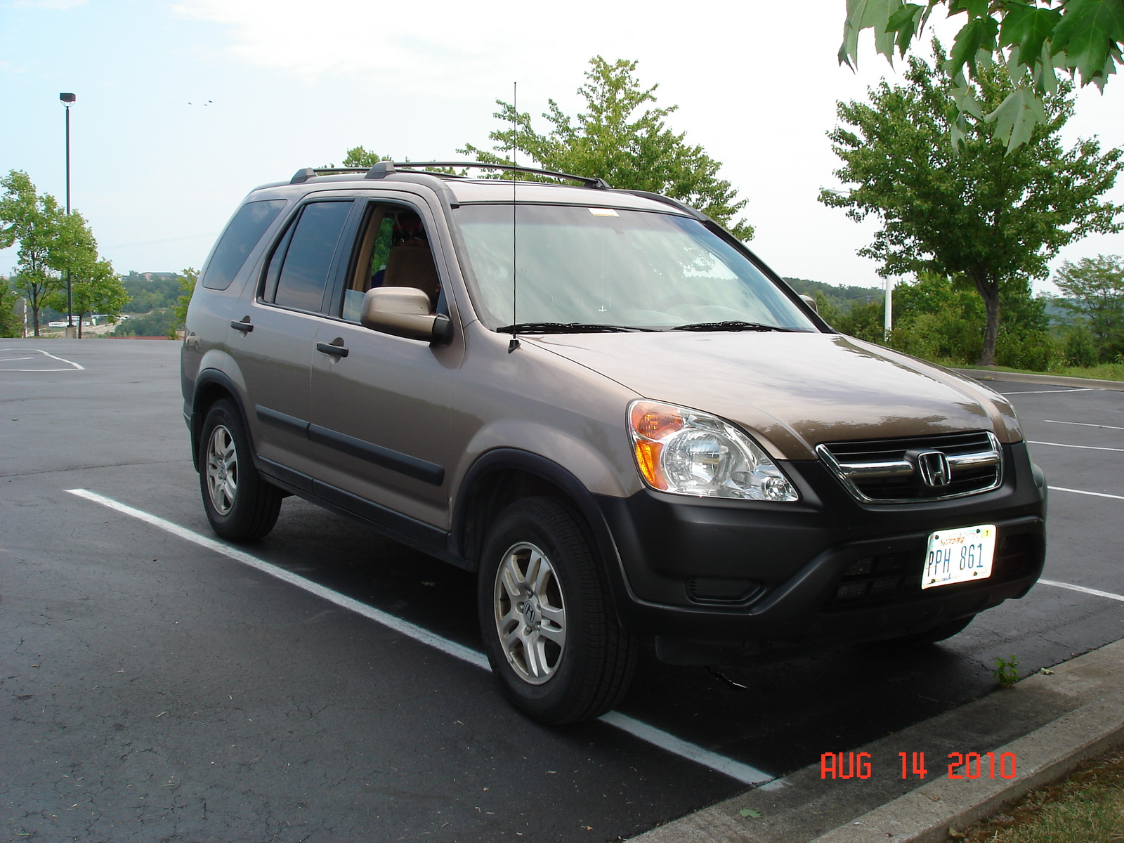 Honda CR-V 2.4 2003 photo - 6