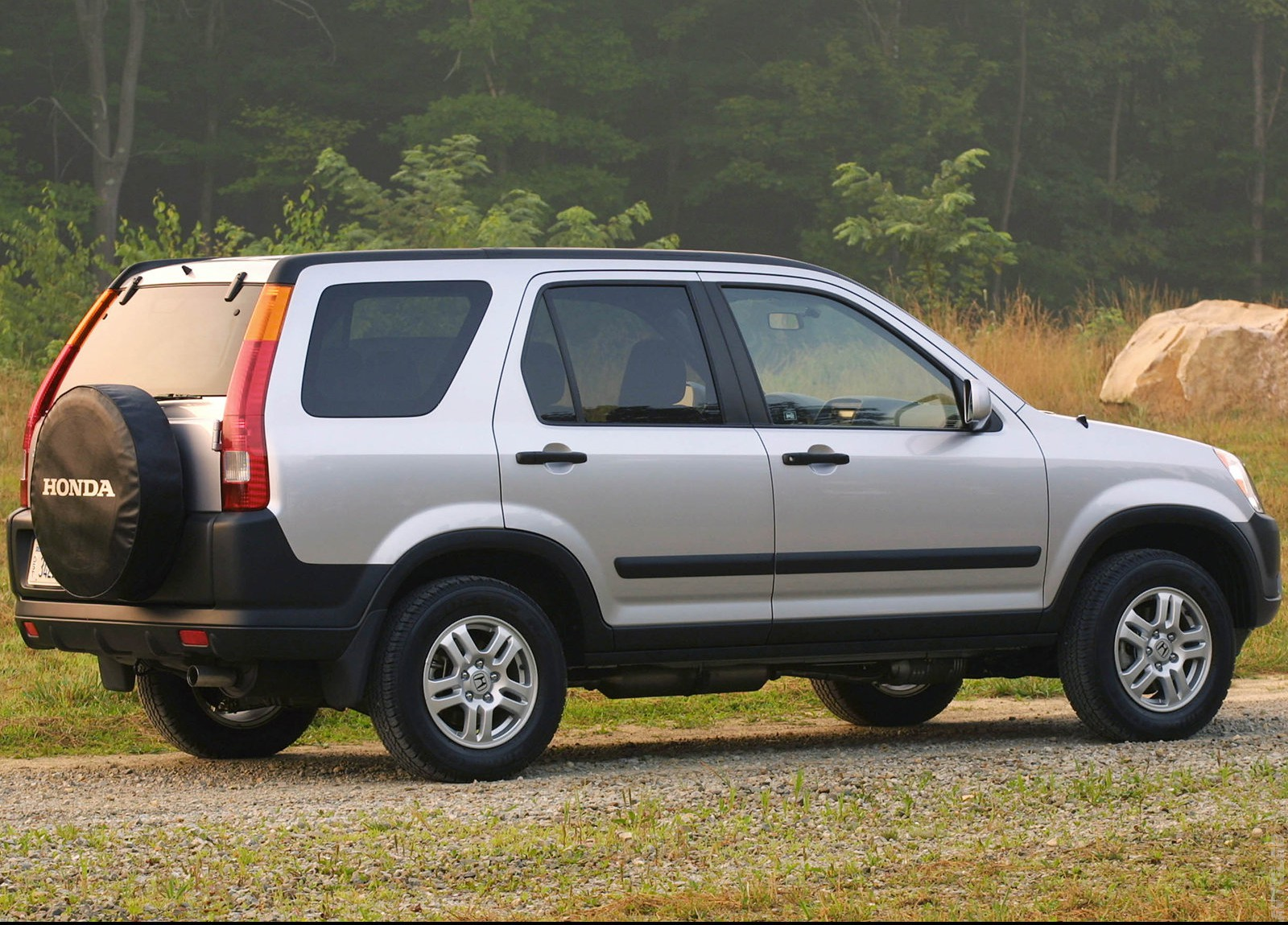 Honda CR-V 2.4 2003 photo - 7