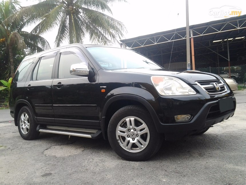 Honda CR-V 2.4 2004 photo - 2