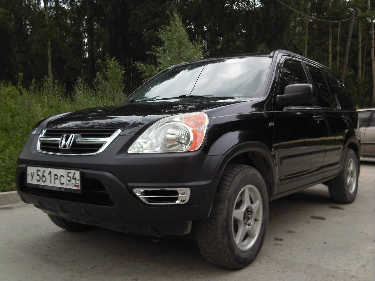 Honda CR-V 2.4 2004 photo - 6