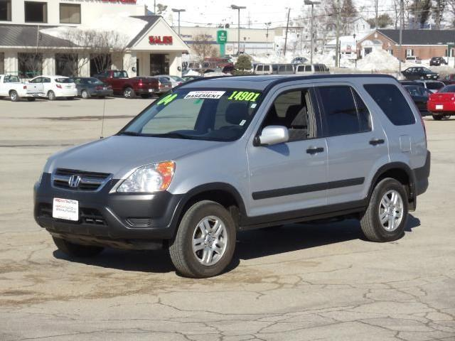 Honda CR-V 2.4 2004 photo - 7
