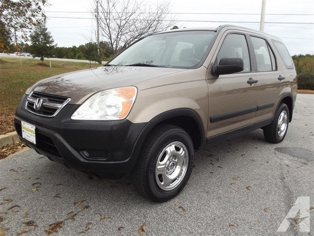 Honda CR-V 2.4 2004 photo - 9