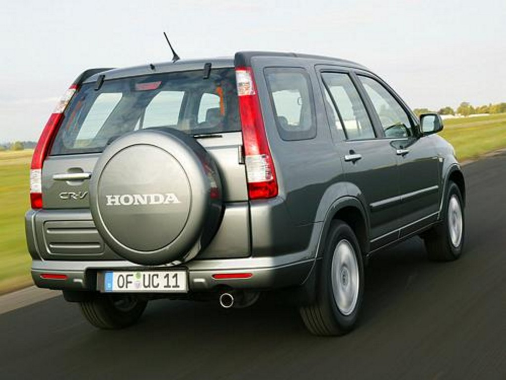 honda cr v 2 4 2005 technical specifications interior and exterior photo. Black Bedroom Furniture Sets. Home Design Ideas