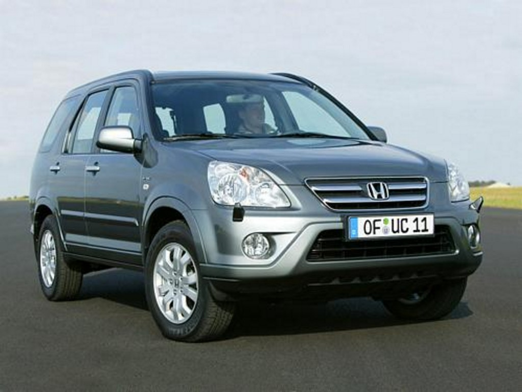 Honda 2005 honda crv models : Honda CR-V 2.4 2005 Technical specifications | Interior and ...