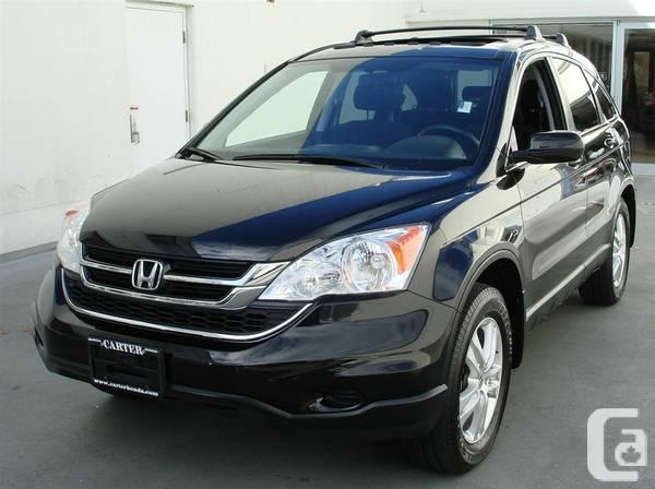 Honda CR-V 2.4 2011 photo - 8