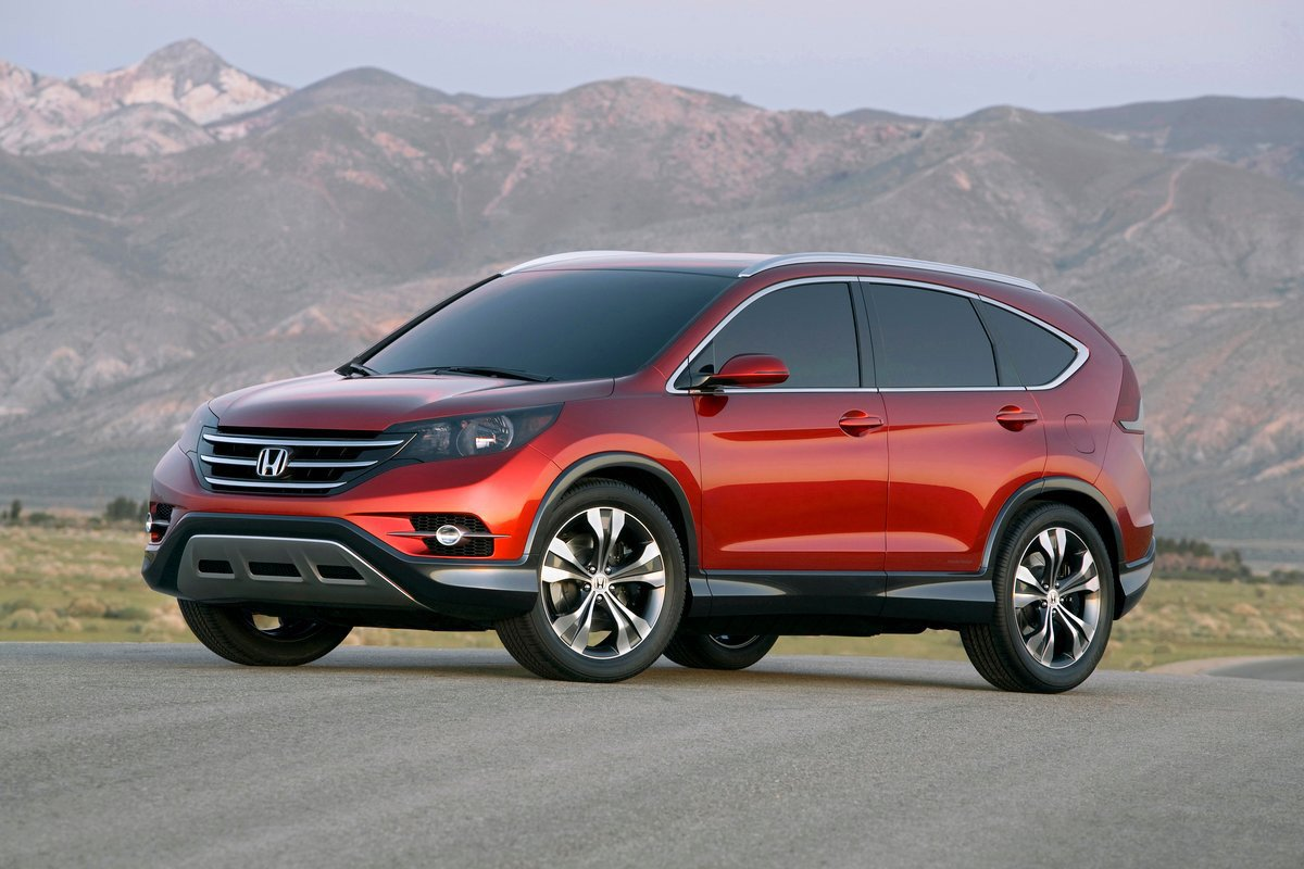 Honda CR-V 2.4 2012 photo - 1