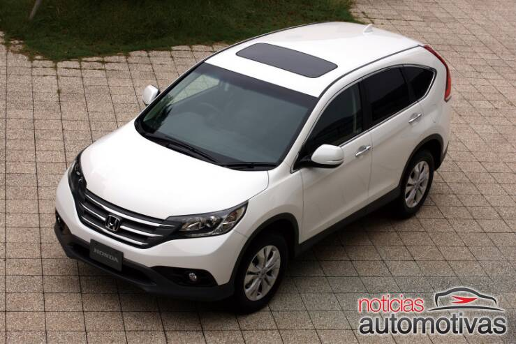Honda CR-V 2.4 2012 photo - 10