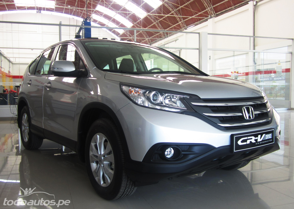 Honda CR-V 2.4 2012 photo - 12