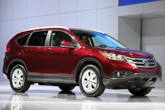 Honda CR-V 2.4 2012 photo - 5