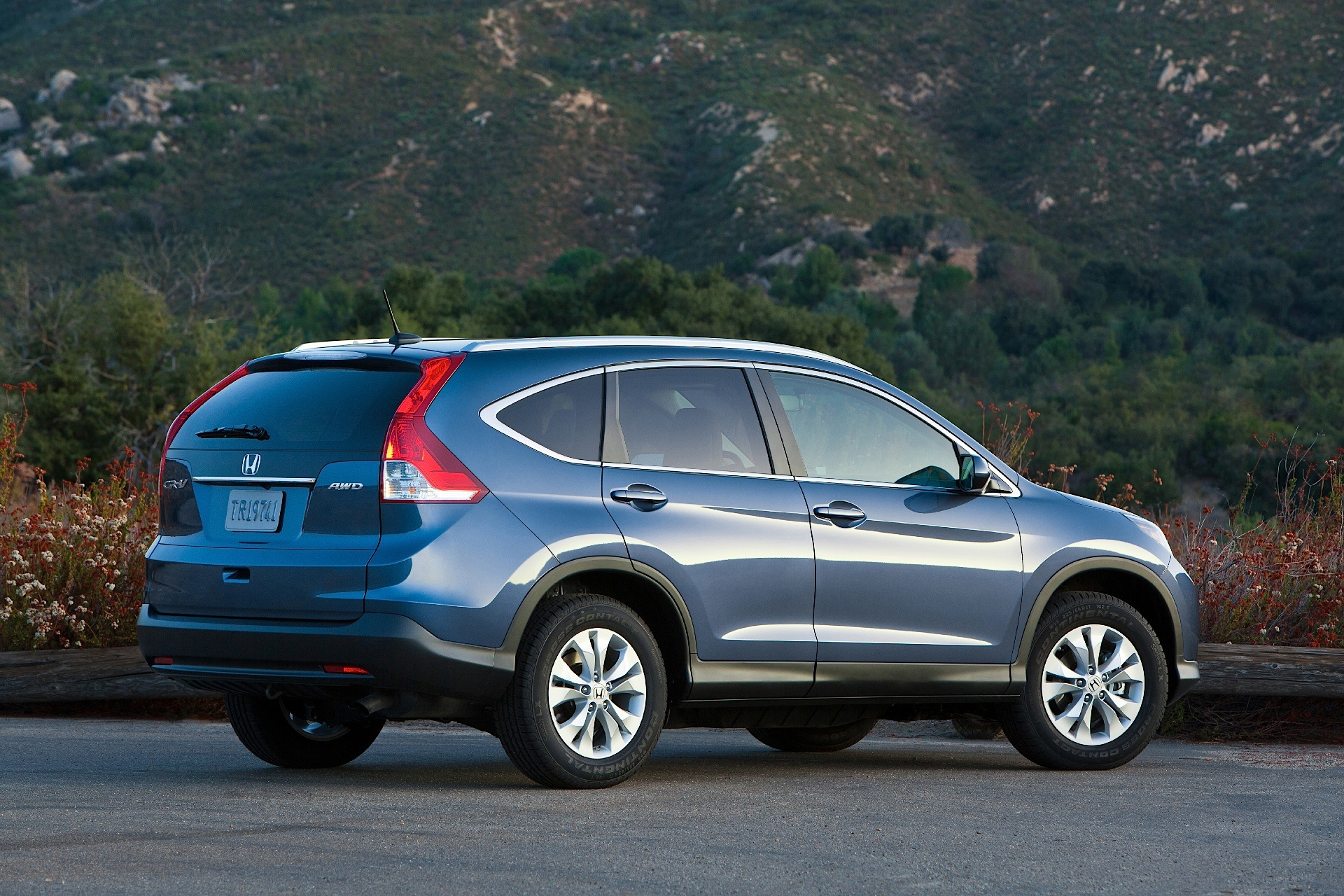 Honda CR-V 2.4 2012 photo - 7