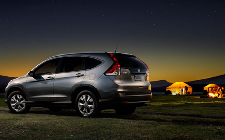 Honda CR-V 2.4 2014 photo - 1