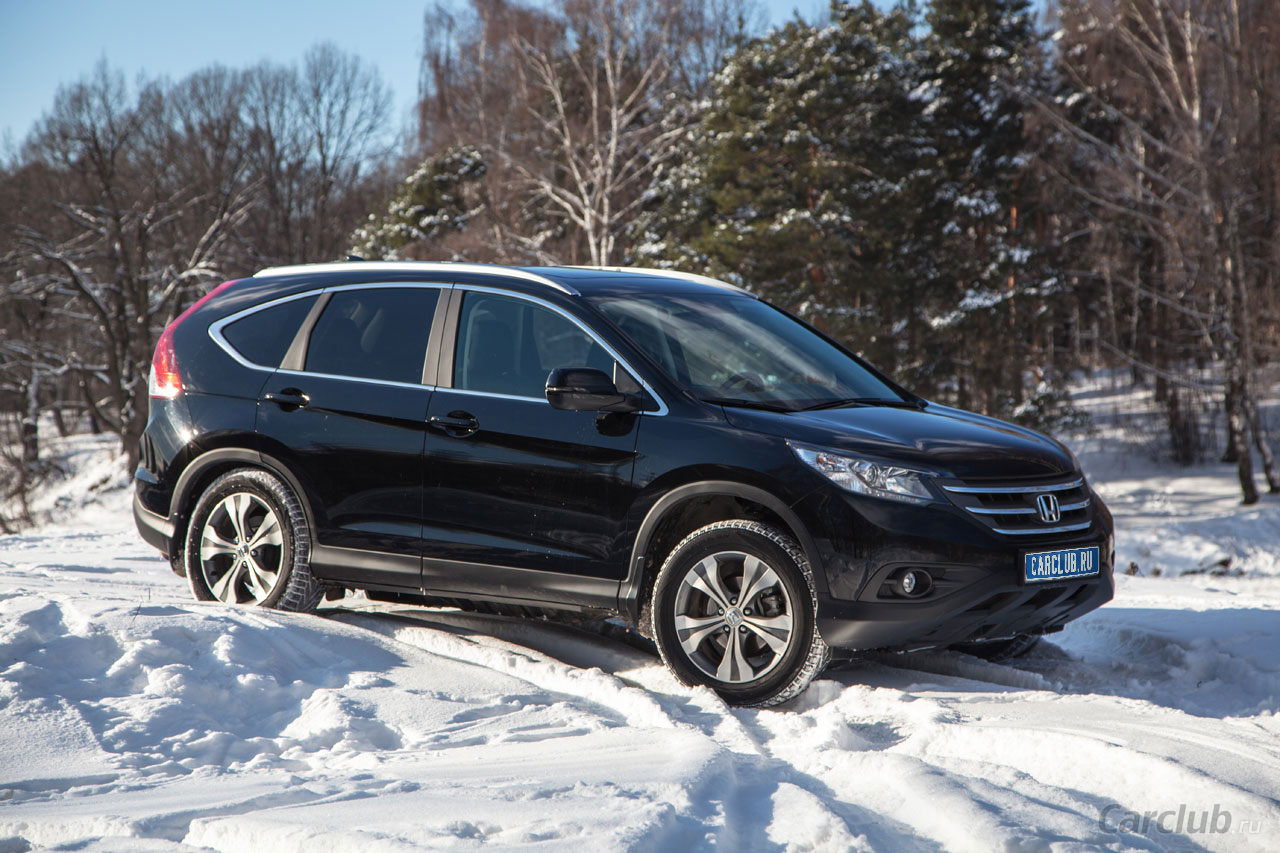 Honda CR-V 2.4 2014 photo - 12