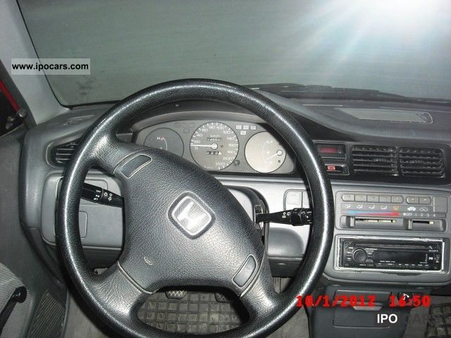 Honda Civic 1.3 1992 photo - 5