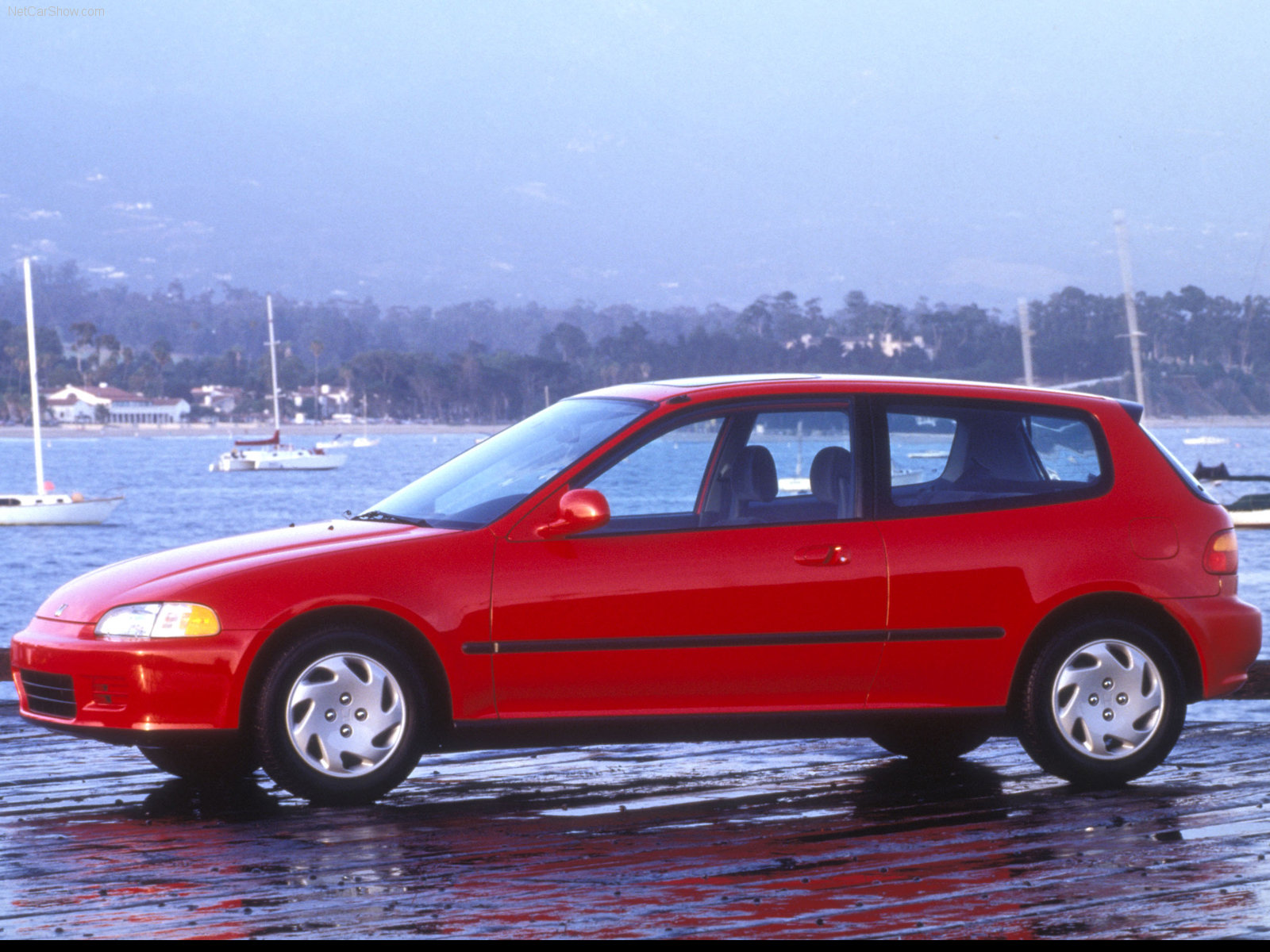 Honda Civic 1.3 1992 photo - 8