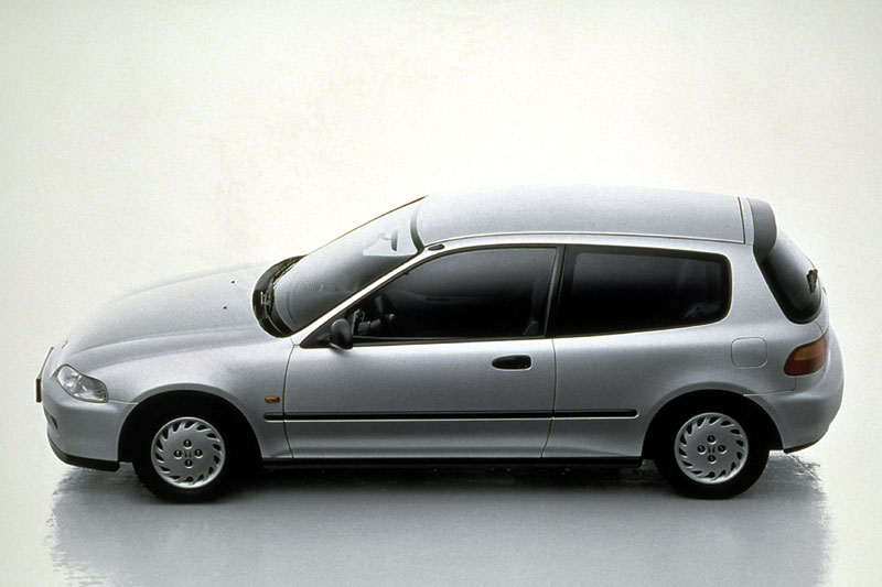 Honda Civic 1.3 1995 photo - 4