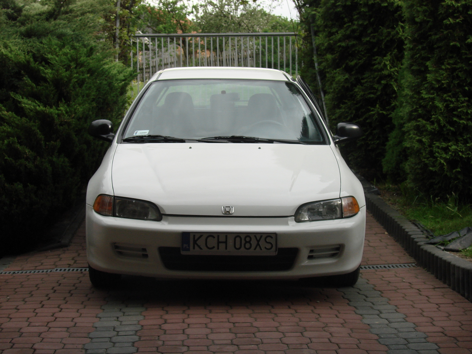 Honda Civic 1.3 1995 photo - 9