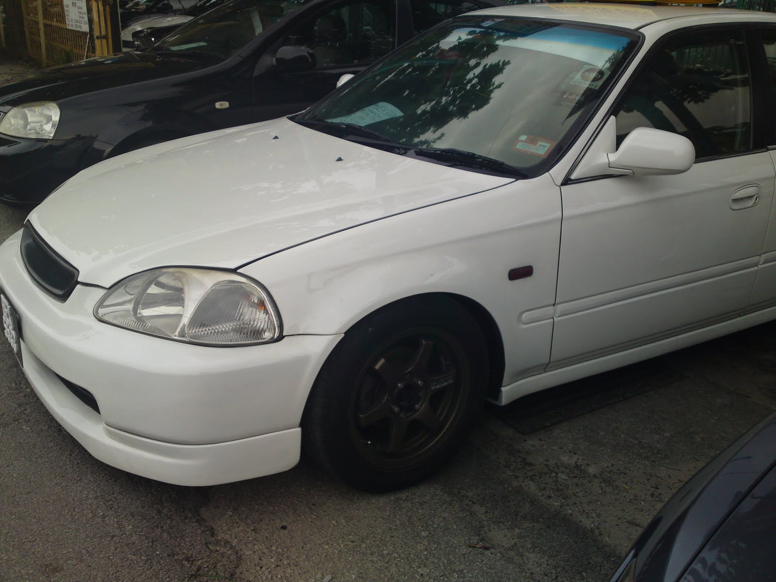 Honda Civic 1.3 1996 photo - 4