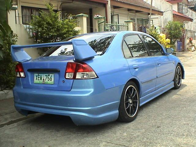 Honda Civic 1.3 2002 photo - 5