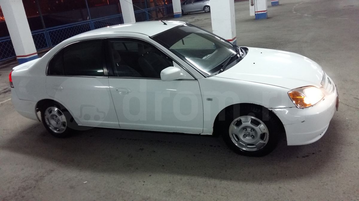 Honda Civic 1.3 2002 photo - 6