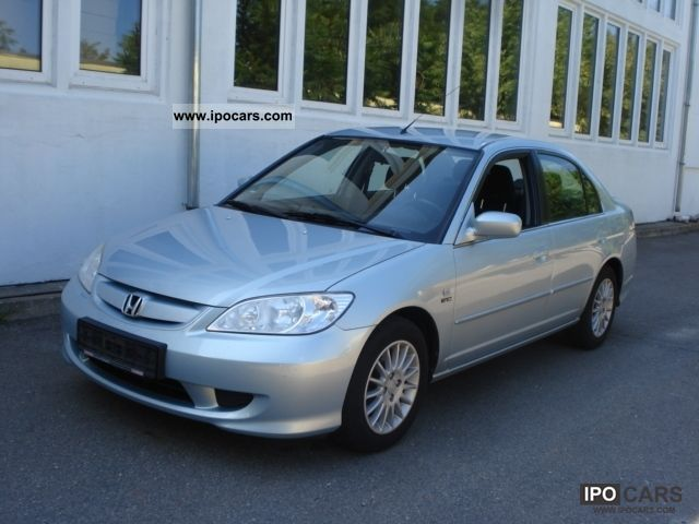 Honda Civic 1.3 2004 photo - 2