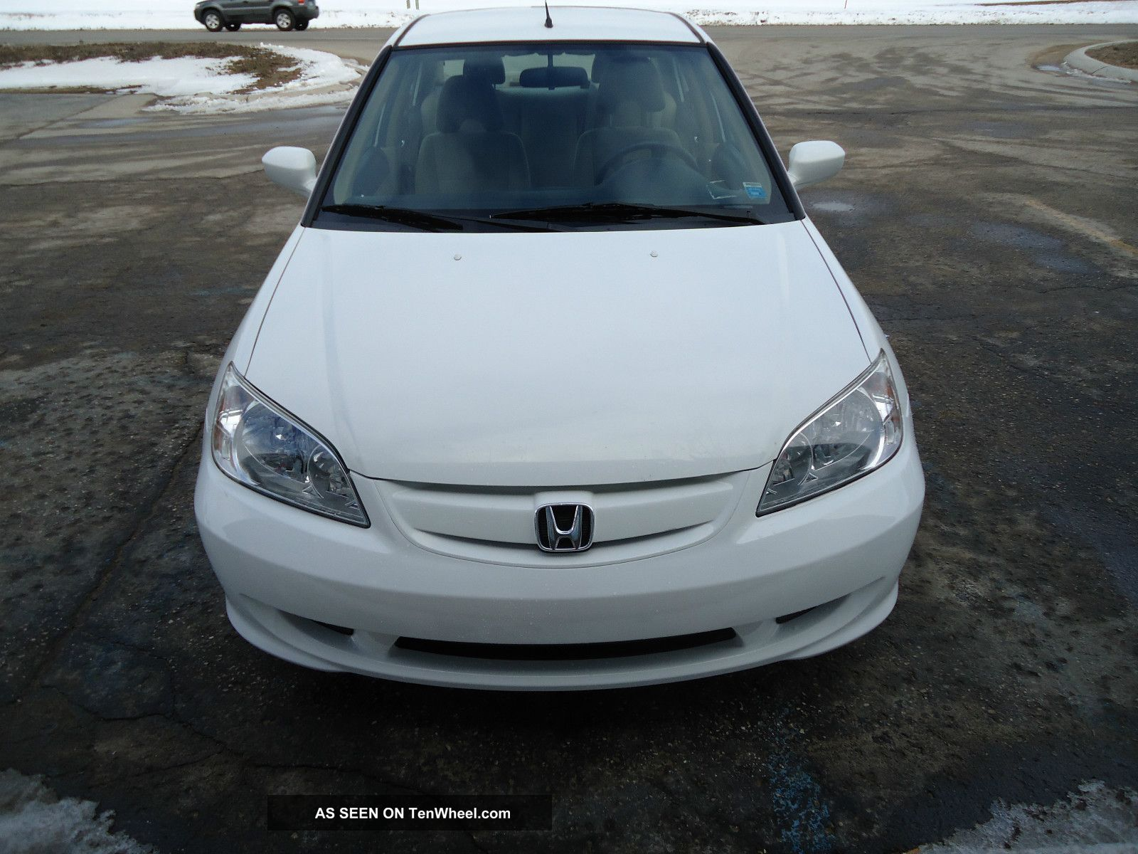 Honda Civic 1.3 2004 photo - 8
