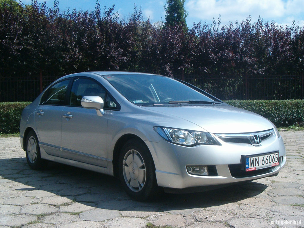 Honda Civic 1.3 2006 photo - 3