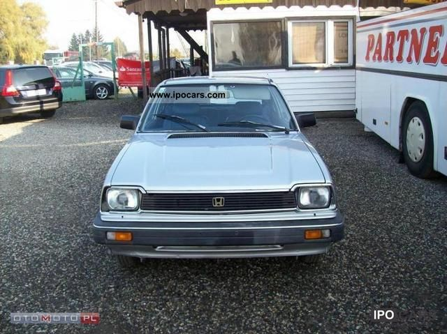 Honda Civic 1.4 1983 photo - 10