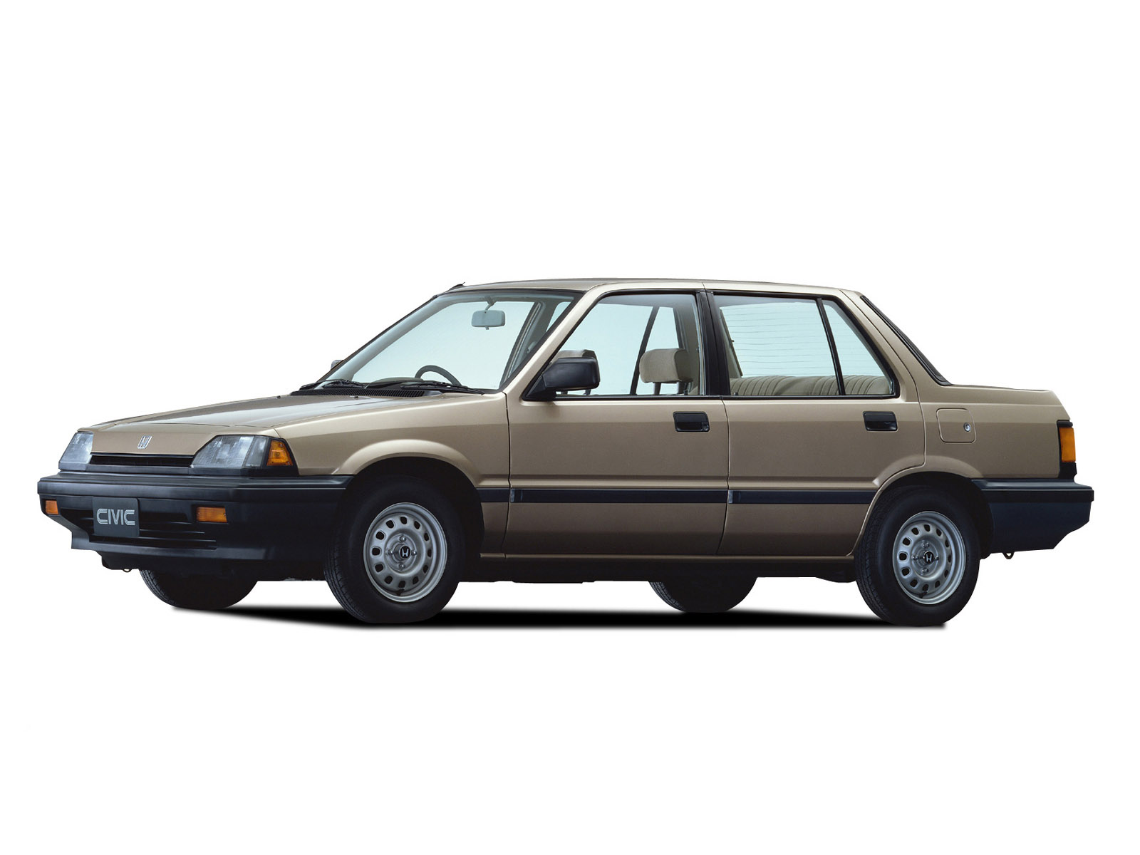 Honda Civic 1.4 1983 photo - 12