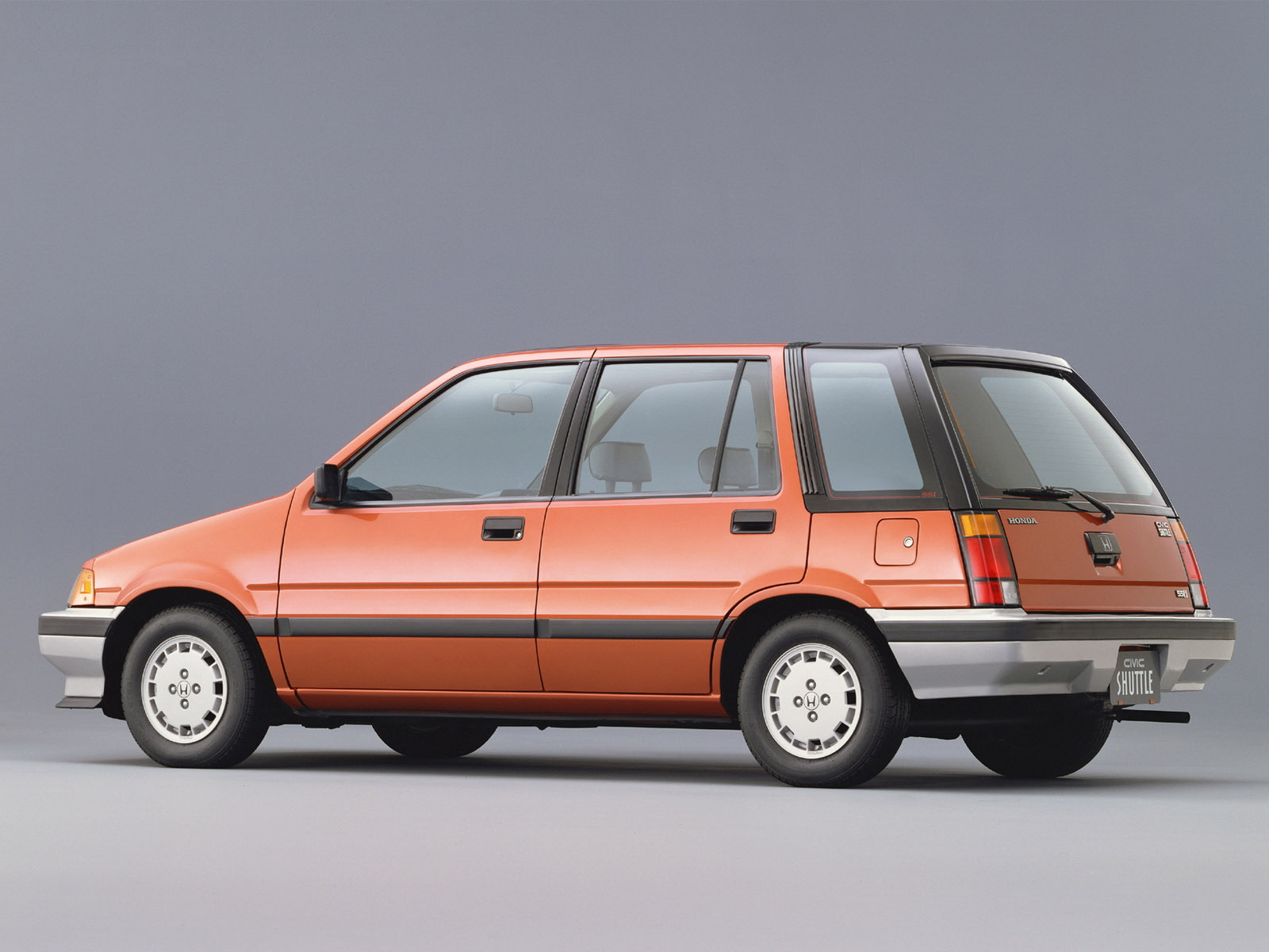 Honda Civic 1.4 1983 photo - 9