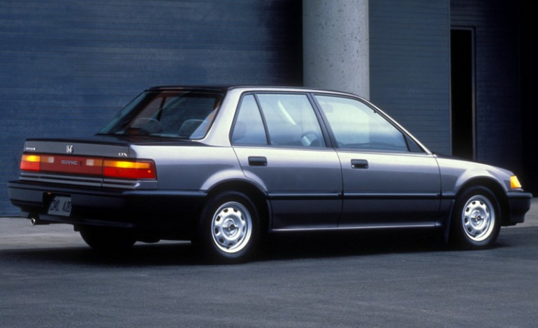 Honda Civic 1.4 1988 photo - 1