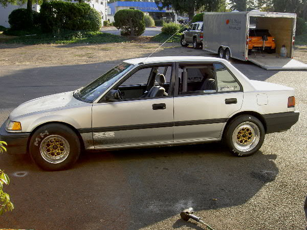 Honda Civic 1.4 1988 photo - 12