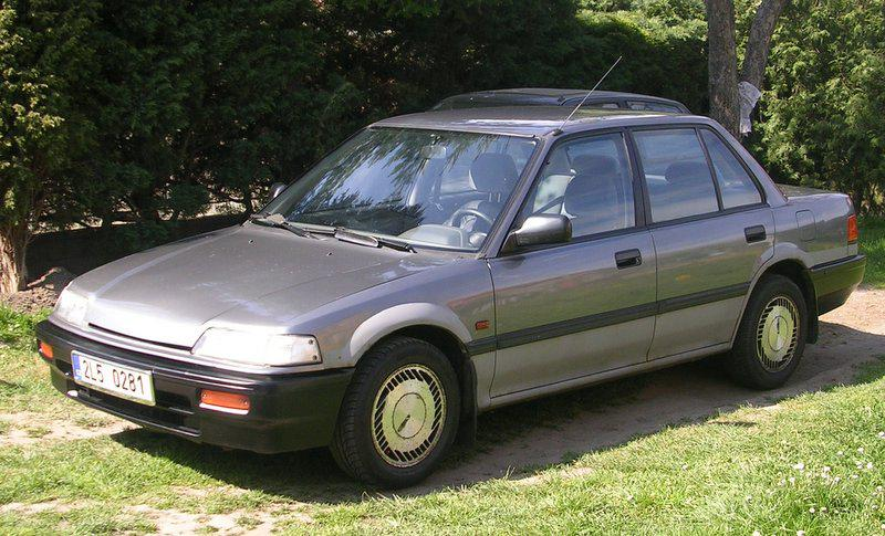 Honda Civic 1.4 1988 photo - 3