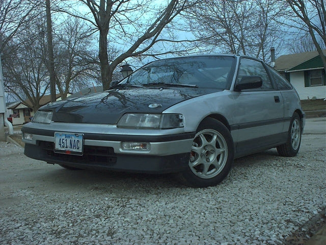 Honda Civic 1.4 1989 photo - 11