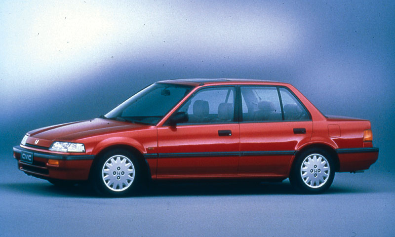 Honda Civic 1.4 1989 photo - 12