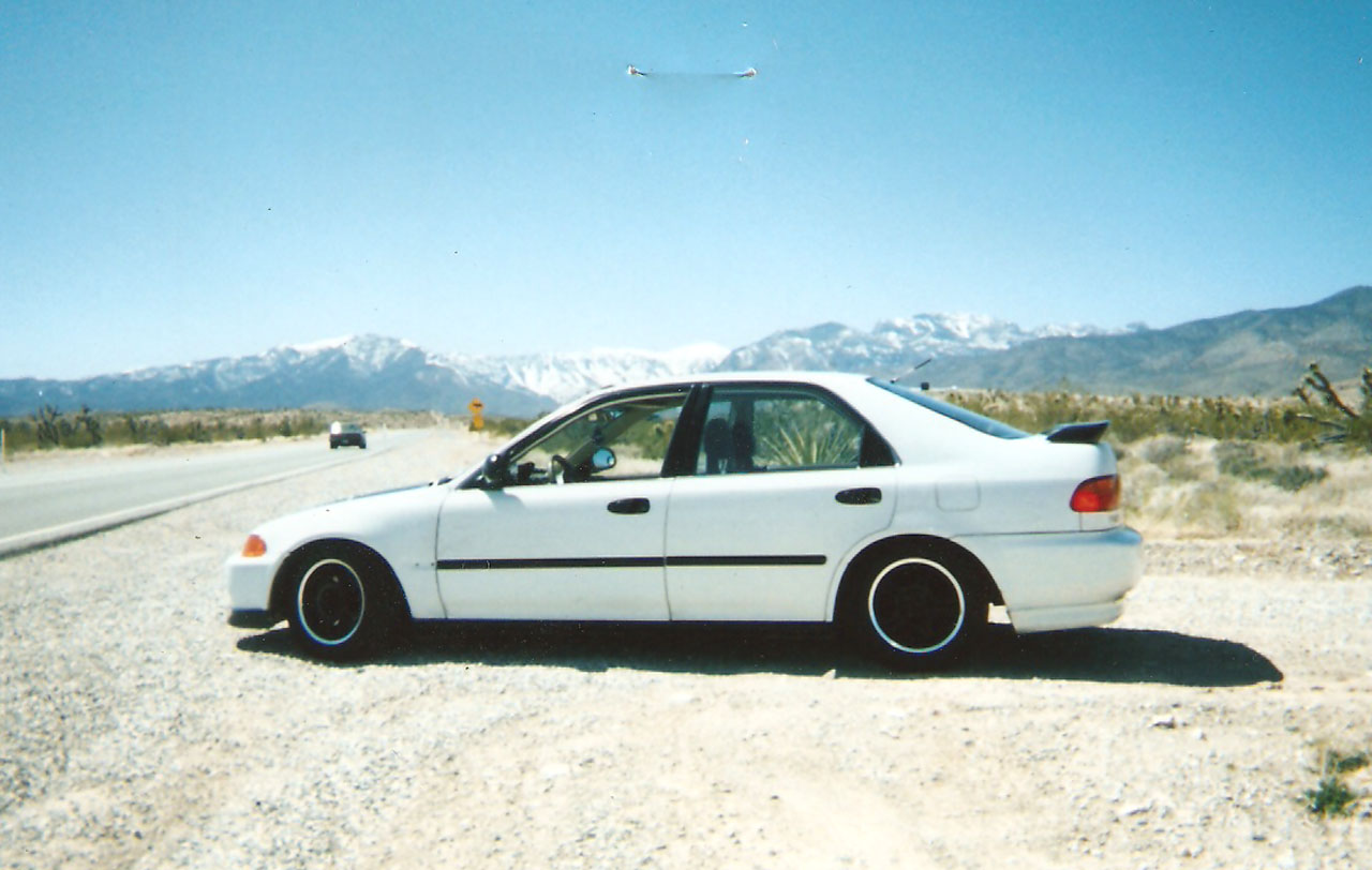 Honda Civic 1.4 1992 photo - 10