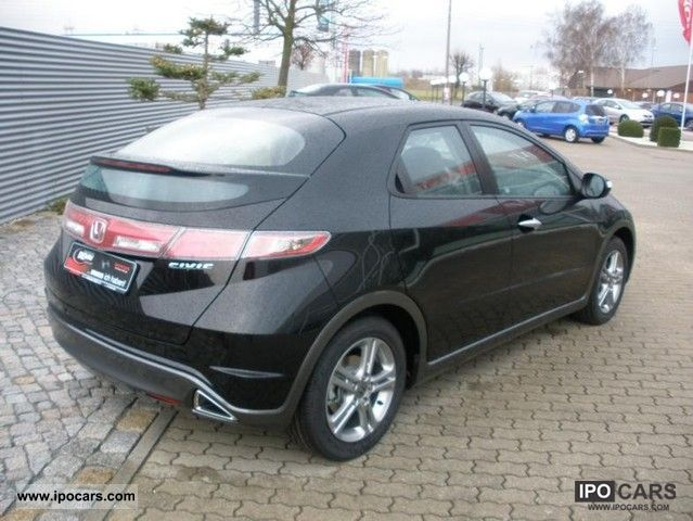 Honda Civic 1.4 2011 photo - 5