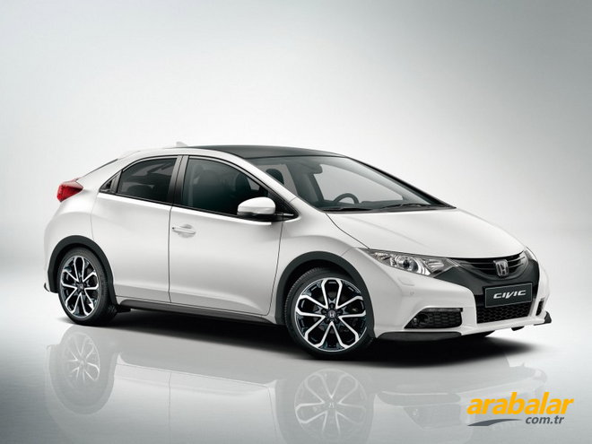 Honda Civic 1.4 2013 photo - 12
