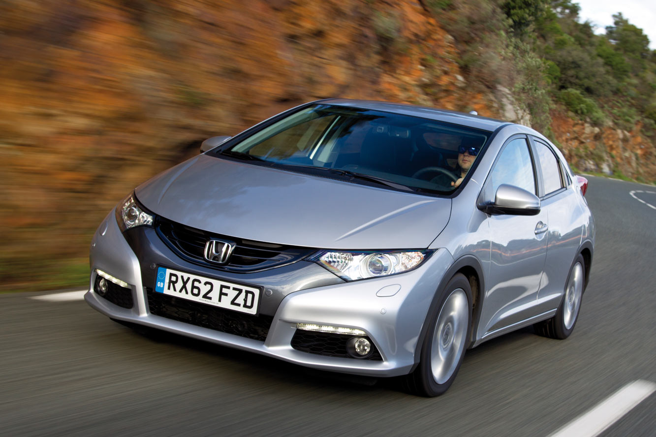 Honda Civic 1.4 2013 photo - 8