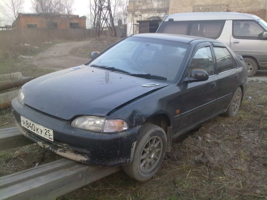 Honda Civic 1.5 1992 photo - 11