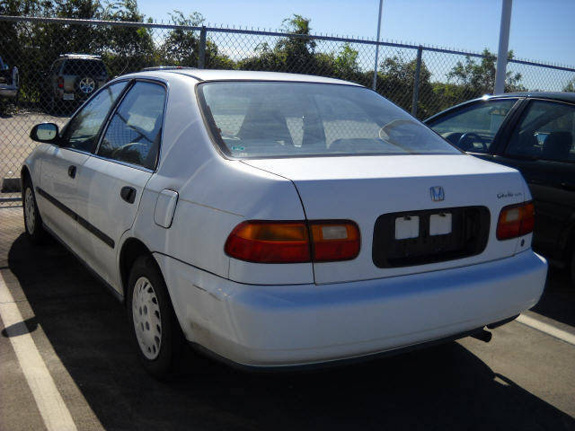 Honda Civic 1.5 1992 photo - 12