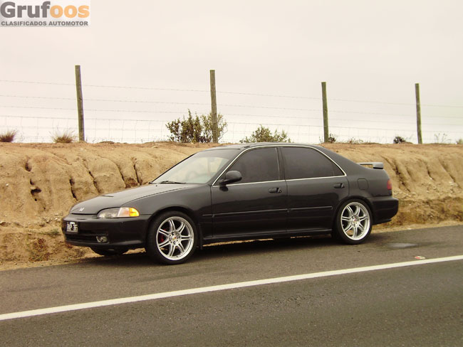 Honda Civic 1.5 1992 photo - 8