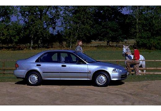 Honda Civic 1.5 1992 photo - 9